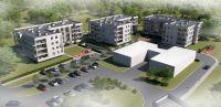 Budowa zespołu czterech budynków mieszkalnych wielorodzinnych
